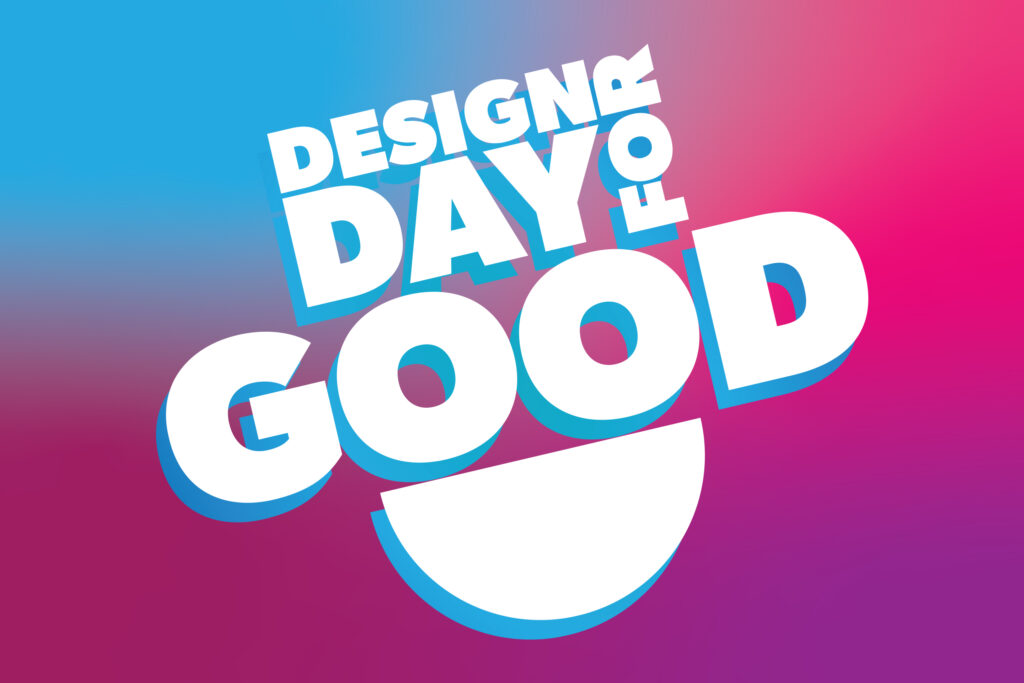 Design Day for GOOD graphic